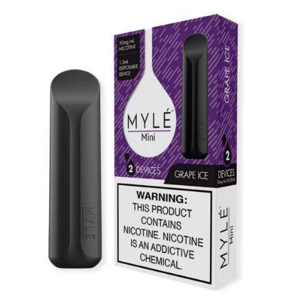 Picture of Myle Mini Grape Iced