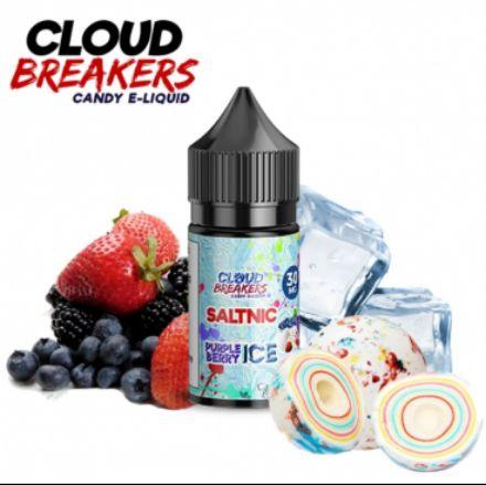 Cloud Breakers Purple Berry Ice SaltNic