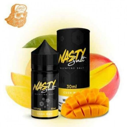 Nasty Cash Man Mango Saltnic