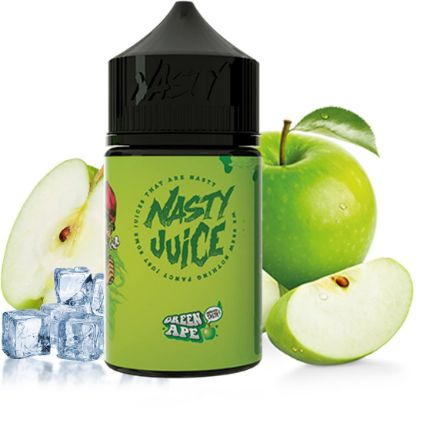 Nasty Green Apple - Freebase
