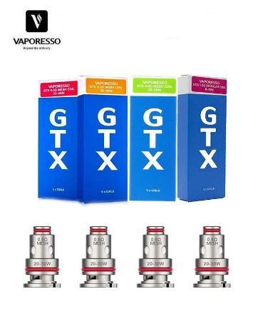 VAPORESSO TARGET PM80 GTX COIL