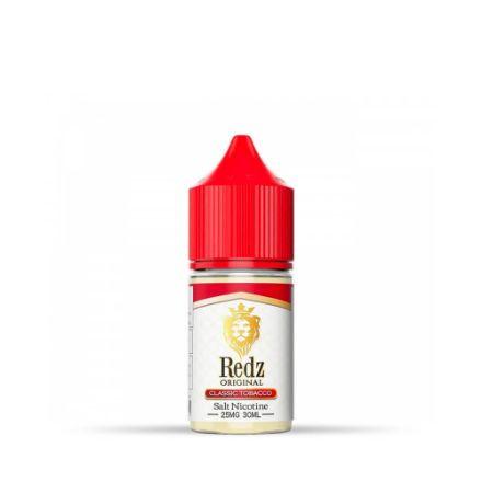 REDZ ORIGINAL CLASSIC TOBACCO - SALTNIC