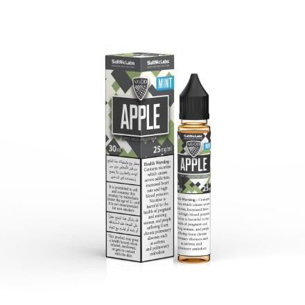 Vgod-apple-mint-25mg